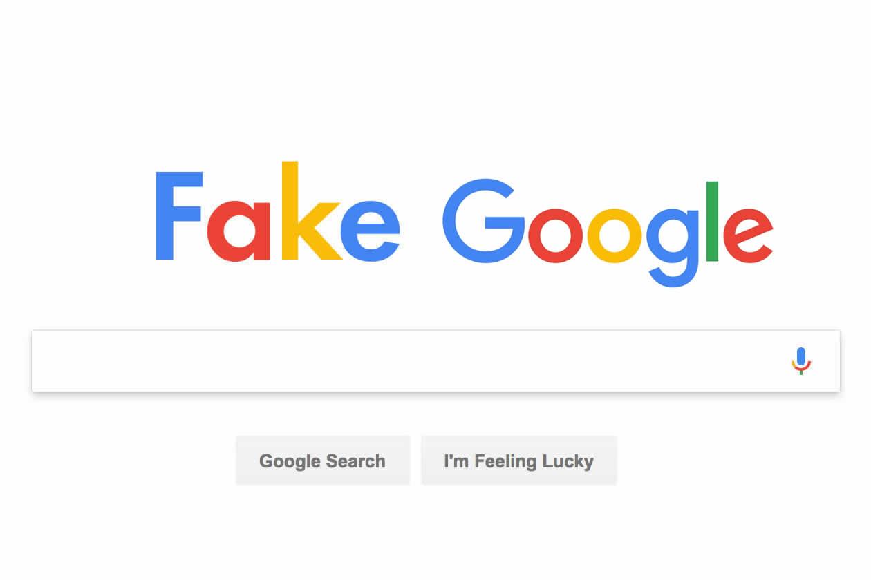 falsi google
