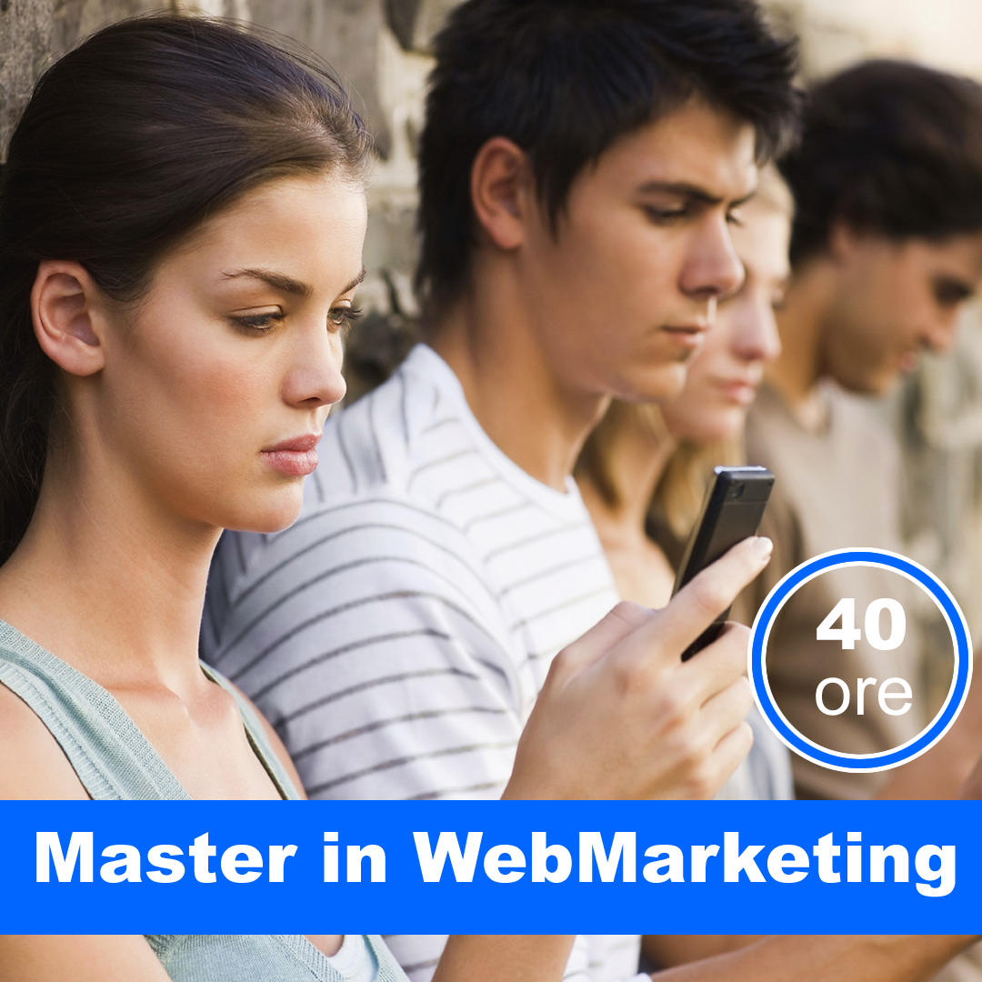 Offerta Master Web Marketing Palermo